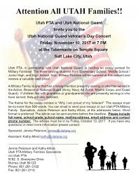 military families org veterans day essay contest guidelines