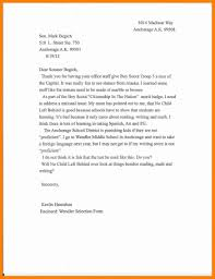 Formal Letter English Formal Letter Format Secondary School New Informal Refrence Writing