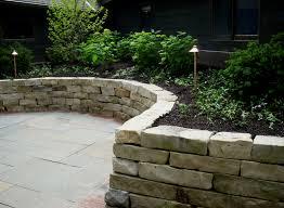 earthbag retaining wall designs
