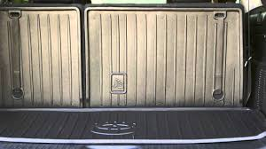 Seatback Cargo Liner - YouTube