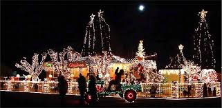 Pleasant Grove Farm Christmas Lights One Of The Most Beautiful Displays In Northern California Is