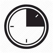 Timer 15 Transparent Timer 15 Minute Transparent Png Clipart Free