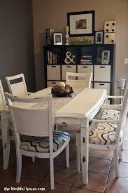 Redo Kitchen Kitchen Table Redo The Hankful House