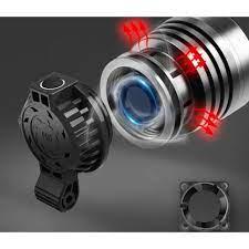 đèn pin đội đầu XHP50.2 zoom,cốc nhôm siêu sáng (bao gồm pin và bộ sạc) |  Nông Trại Vui Vẻ - Shop