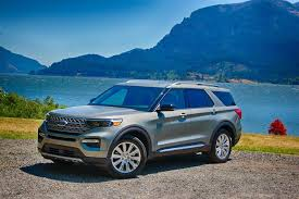 2020 Ford Explorer Color Chart 2020 Ford Explorer Hybrid Rated At 28 Mpg Rear Drive 25 Mpg 4wd