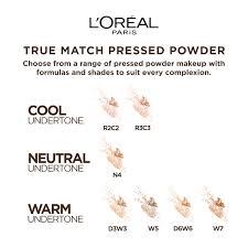 Loreal Paris True Match Super Blendable Powder 7d Ambre Dore