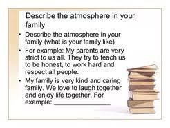 describe your family background essay  describe your family background essay describe your family background essay