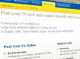 How To Build Your Resume Custom How To Build Your CV Resume On Bayt YouTube