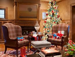 christmas area rug beautiful dining room with brown leather and built in bookcases christmas rugs w93