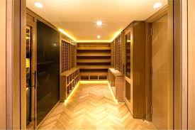 closet lighting led. Closet Lights Battery Powered 6 Led Light With Motion Sensor Lighting Ideas Recessed Opened Shelves Glass V