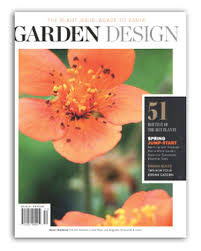Small Picture Jerry Fritz Garden Design Magazine Articles