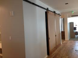 sliding barn doors. Indoor-sliding-barn-doors-lightweight-true-flat-stonger- Sliding Barn Doors