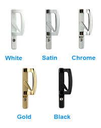 aluminium sliding patio door handles