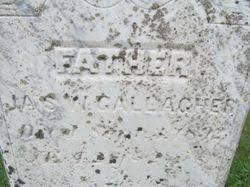 James William Gallagher (1850-1892) - Find A Grave Memorial