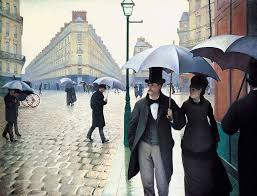 gustave caillebotte paris street rainy day 1877