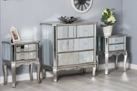 Furniture direct 365 French Amusing Mirror Bedroom Furniture Mirrored Set Dressing Table Chest Of Drawers Image Is Loading Sets Cheap Condolaunchorg Amusing Mirror Bedroom Furniture Mirrored Set Dressing Table Chest