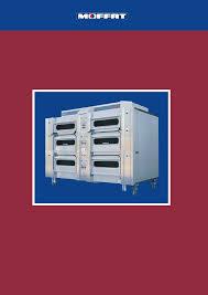 moffat oven rotel 2 user guide manualsonline com