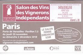 salon a paris porte de versailles stand l20 29 30 novembre 2018 1er et 2 decembre