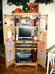 home office desk armoire. corner computer armoire desk medium image for home office design . d
