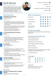 One Page Resume Impressive One Page Resume