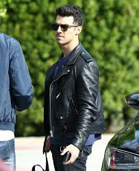 curly in miami florida for art basel miami beach 2016 joe jonas was spotted
