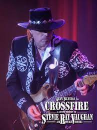 Alan Iglesias & Crossfire - A Loving Tribute to Stevie Ray Vaughan & Double  Trouble   Redwood City, CA Patch
