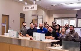 faculty staff help desk
