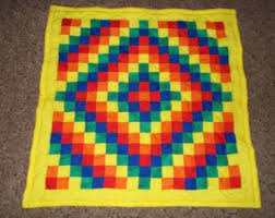 43 best Baby Quilts images on Pinterest   Baby afghans, Baby ... & Primay colored baby quilts   Baby Quilt Trip Around the World Pa ttern  Bright Solid Primary Adamdwight.com