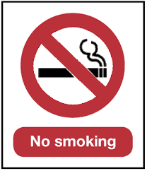 No Smoking Signage Icc Signs No Smoking
