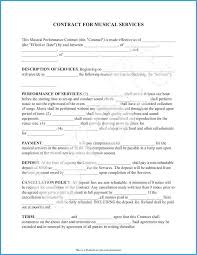 Performance Contract Template Hostingpremium Co