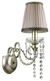 Настенный светильник <b>Odeon light</b> Aurelia <b>3390</b>/<b>1W</b>, 40 Вт ...