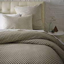west elm duvet set