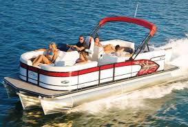 Pontoon Boat Speeds How Fast Can A Pontoon Boat Go