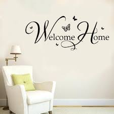 wall decals window wall decals stickers home decor home furniture wall kitchen welcome home decor decal