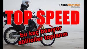 Honda Crf250l Dual Sport Top Speed
