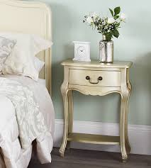 gold bedside table. Plain Table Jujuliette1drawerbedsidegoldjpg Inside Gold Bedside Table D