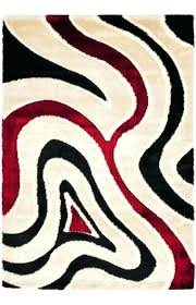 red black and white area rugs red black and gray area rugs