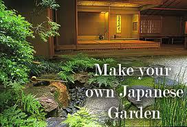 14568. Create your own Japanese Garden ...