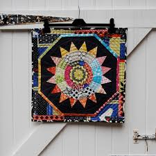 242 best quilting-Tiny quilts images on Pinterest   Mini quilts ... & Big Little George quilted and bound and ready to hang in my kitchen Adamdwight.com