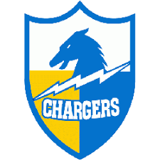 Los Angeles Chargers Primary Logo | Sports Logo History