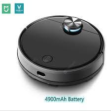 <b>Global Version VIOMI V3</b> LDS Laser Navigation Wet and Dry Robot ...