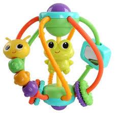 <b>Развивающая игрушка Bright Starts</b> Логический шар — купить по ...