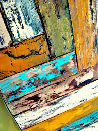 Reclaimed Wood Art Reclaimed Wood Painting Wb Designs