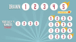 Powerball Rewards Chart How To Play Daily 4