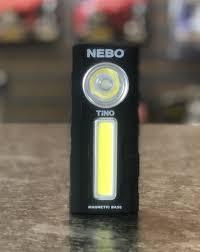 Nebo Tino Work Light Nebo Tino 300 Lumens Pocket Flashlight Custom Audio Shop
