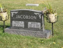 Merle Jacobson (1908-1991) - Find A Grave Memorial