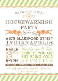 Housewarming Invitation Parties House Warming Housewarming