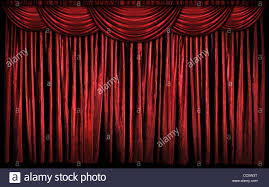 Red Bedroom Curtains Bright Red Curtains Curtain Blog