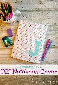 Diy Journal Cover Design Ideas Diy Notebook Cover Busybeingjennifer Com 101handmadedays
