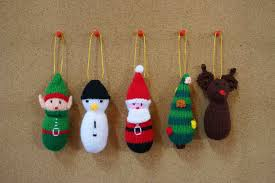 ... Free Christmas Tree Decorations Knitting Patterns Gallery: Christmas-ornaments1.  full_3684_20375_ChristmasOrnaments_1